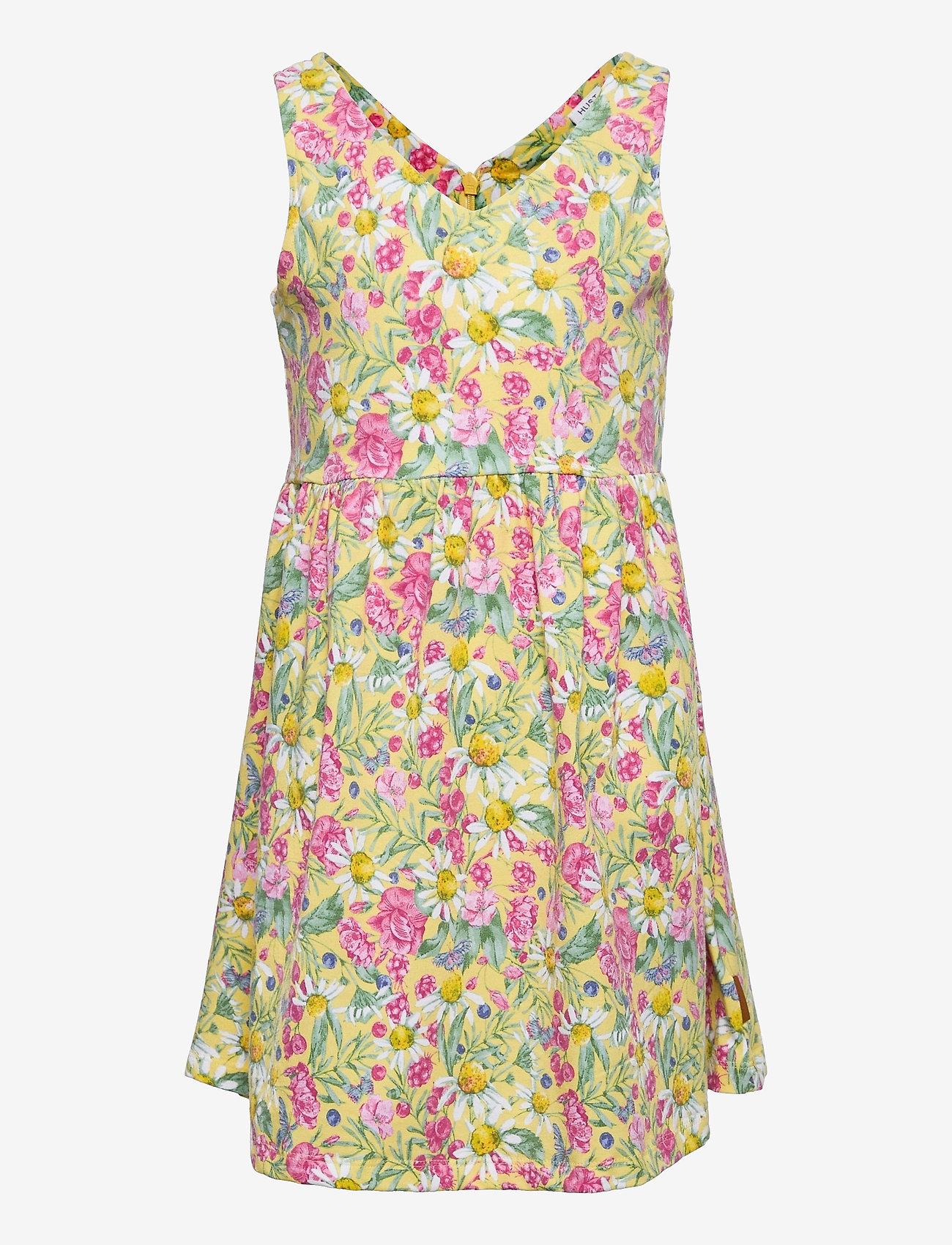Hust & Claire - Kayla - Dress - kleider - citron - 0