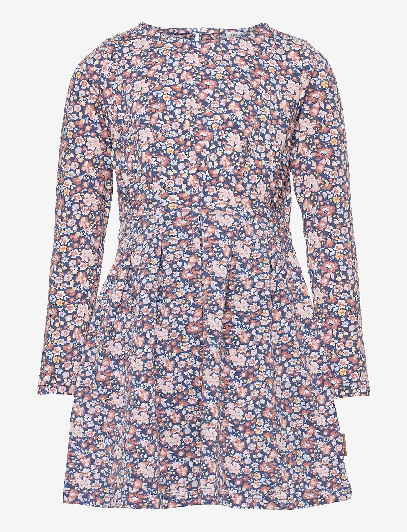 Hust & Claire - Delvin - Dress - kleider - peony blue - 0
