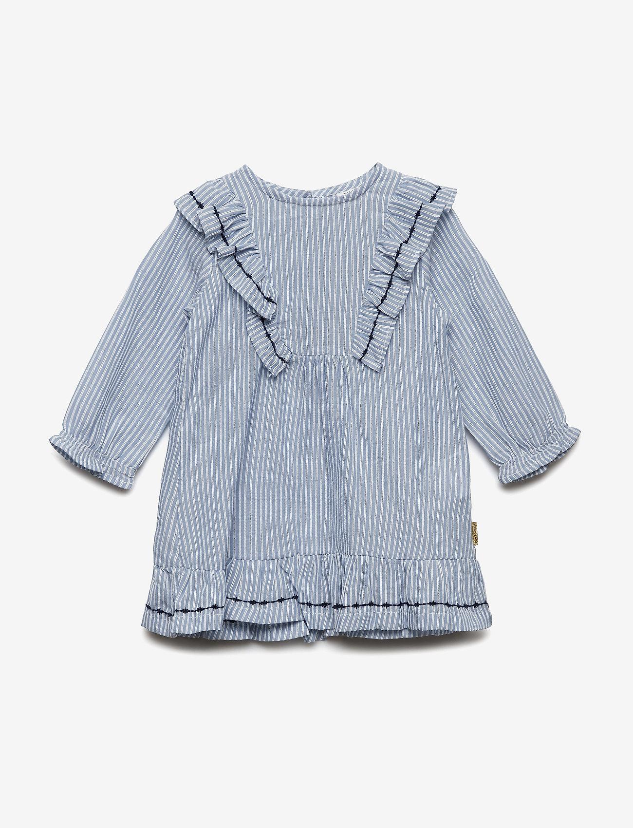 Hust & Claire - Drita - Dress - kleider - zen blue - 0