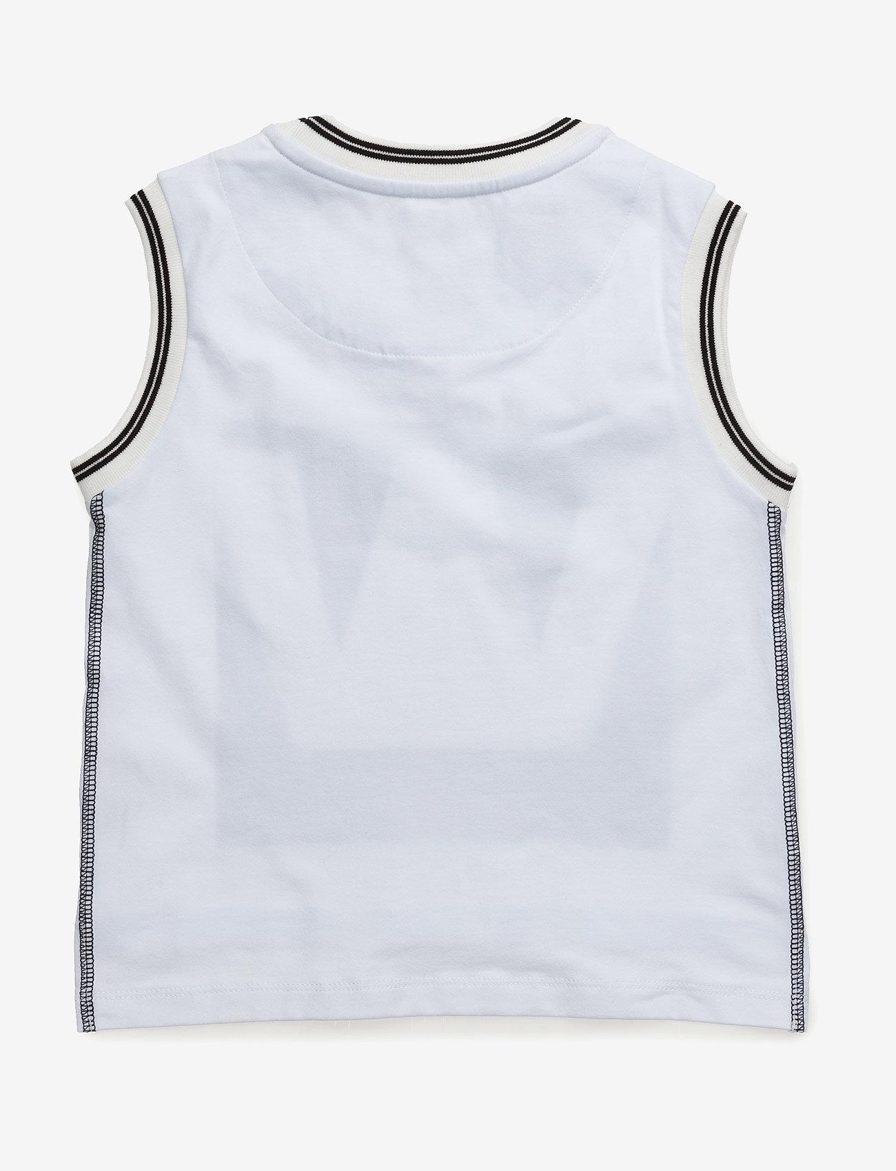 Hust & Claire - T-shirt - bez piedurknēm - white - 1