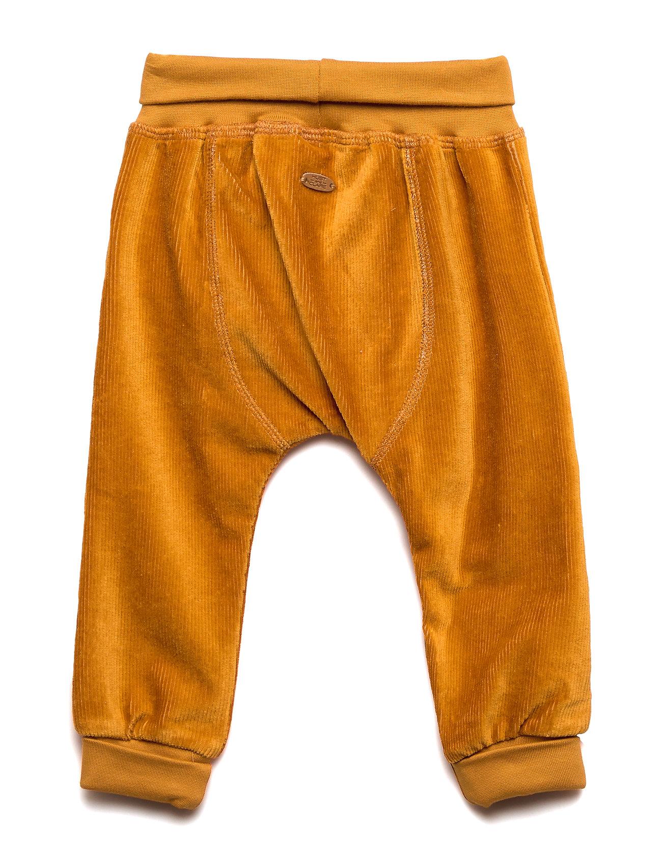 Ginnie Jogging Trousers Sweatpants Hyggebukser Gul Hust & Claire