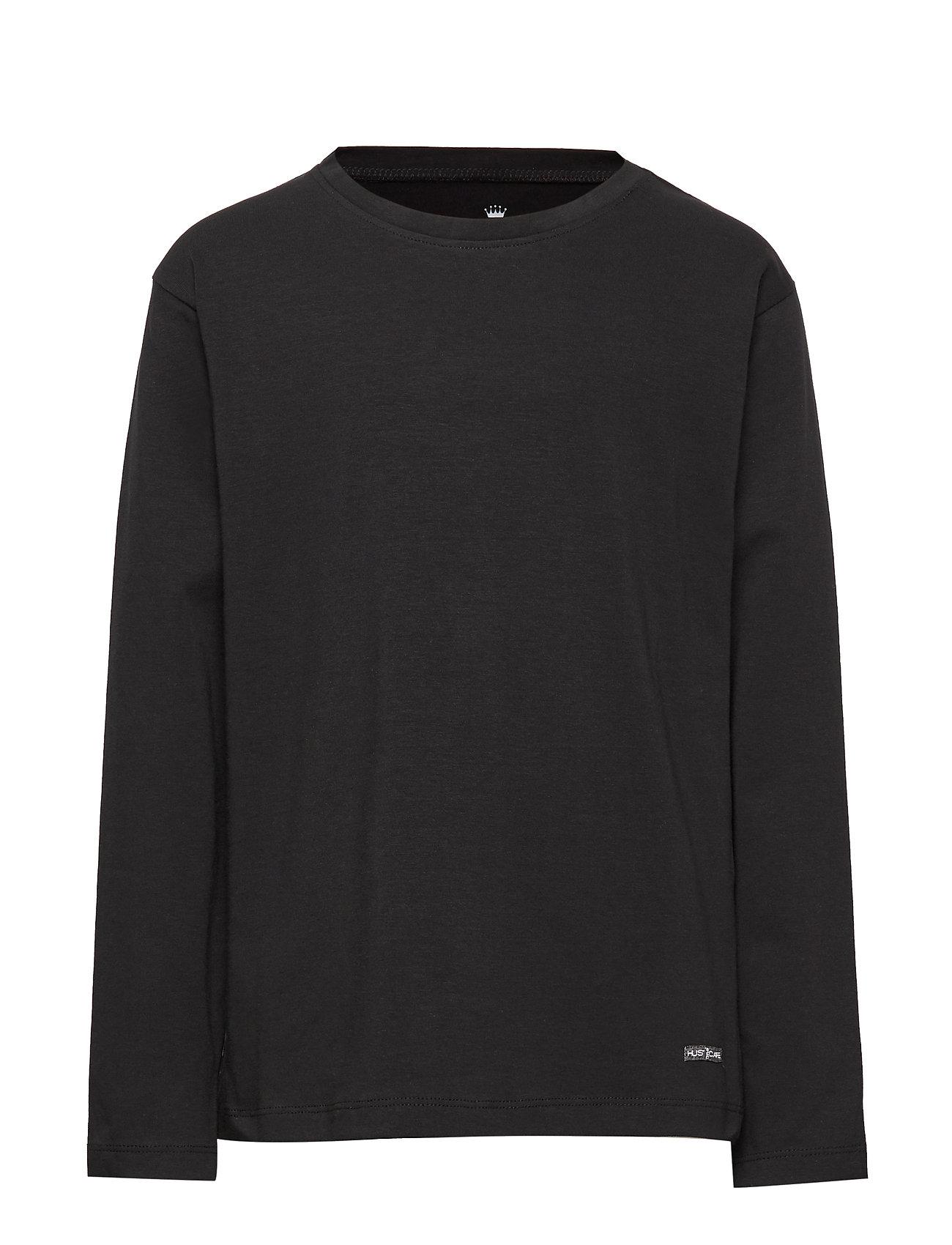 Hust & Claire T-shirt L/S - BLACK
