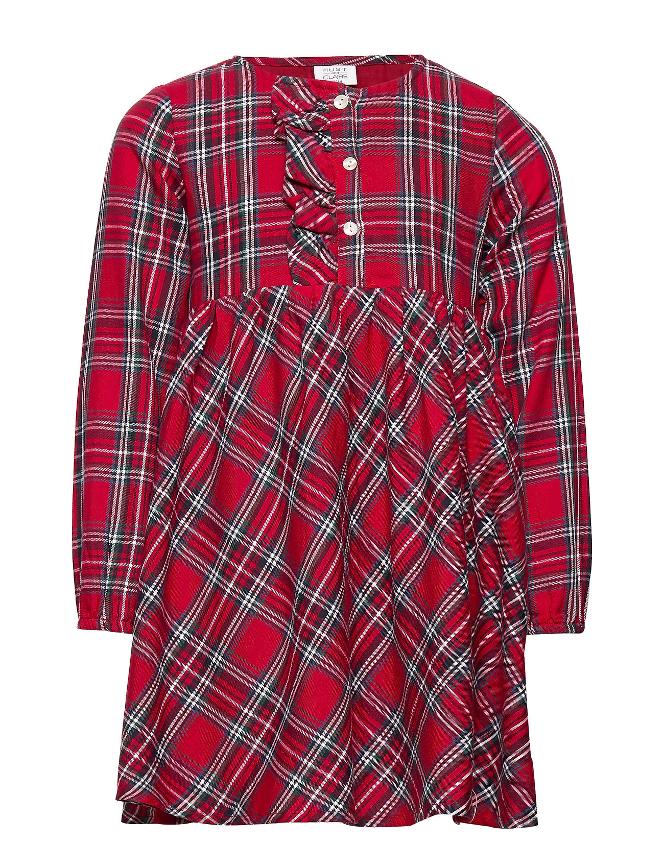 Hust & Claire Debo - Dress - RIO RED