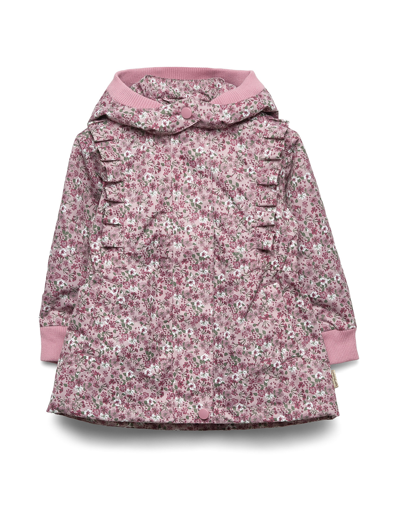 Image of Ofelise - Jacket Outerwear Rainwear Jackets Lyserød Hust & Claire (3342687215)