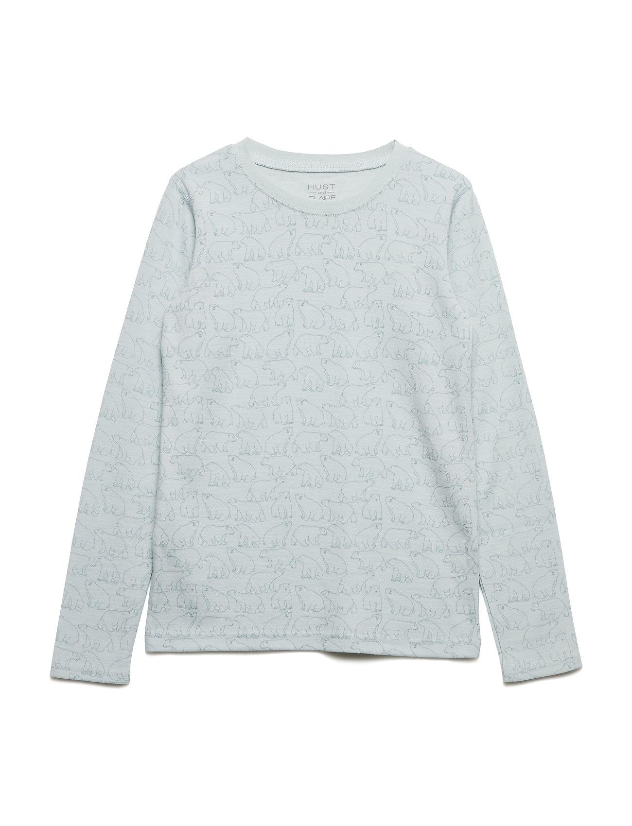 Hust & Claire Awo - Nightwear - MILKY MINT