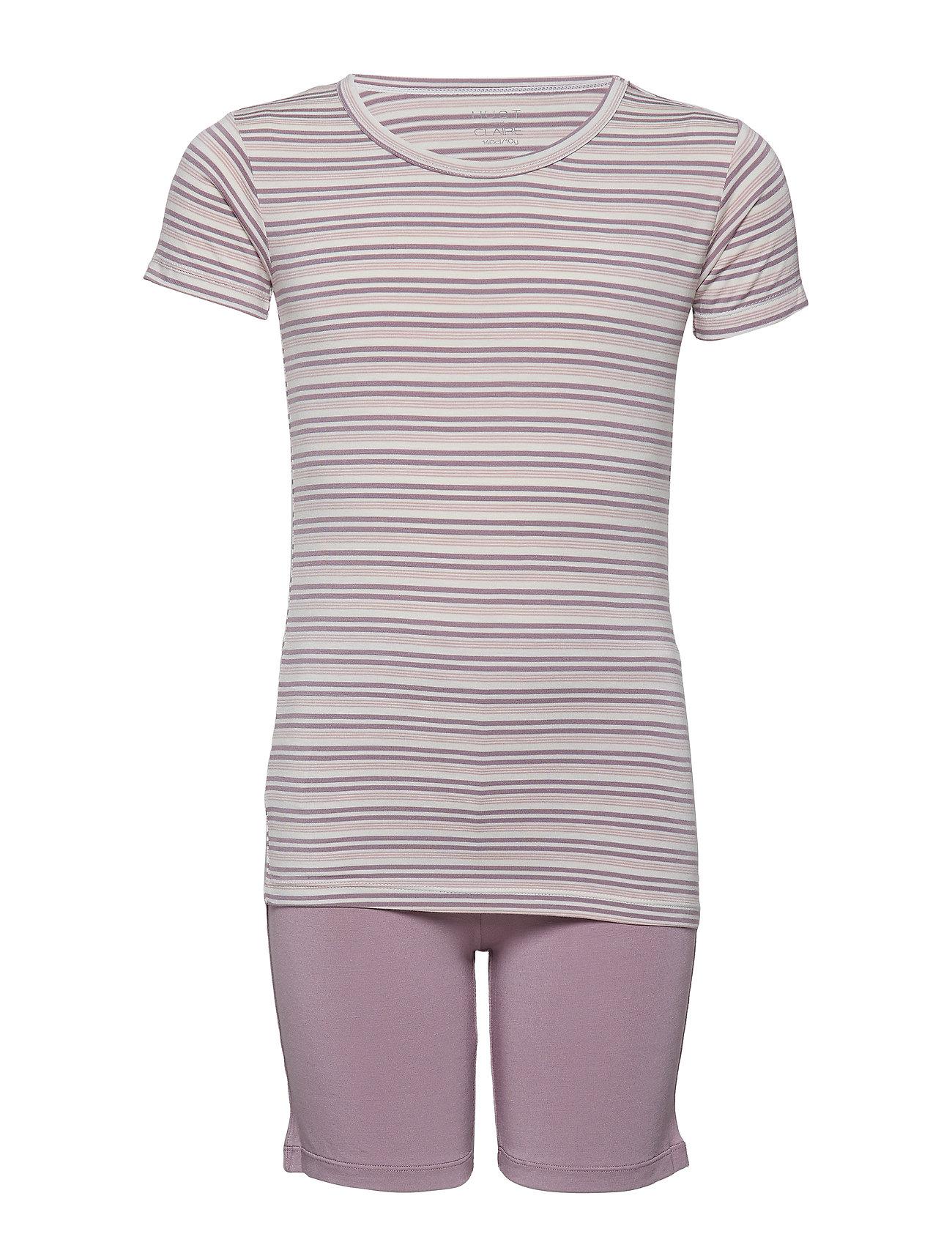 Hust & Claire Fun - Pyjamas - LAVENDER