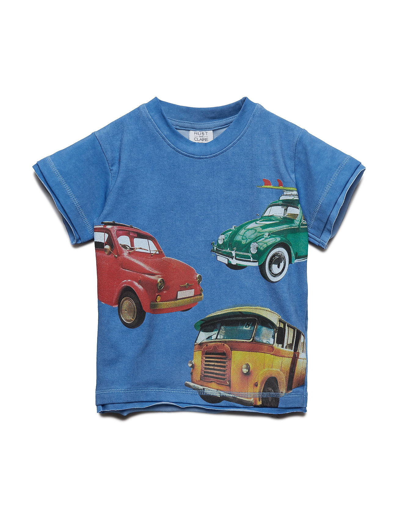Hust & Claire Ask - T-shirt S/S - RIVIERA