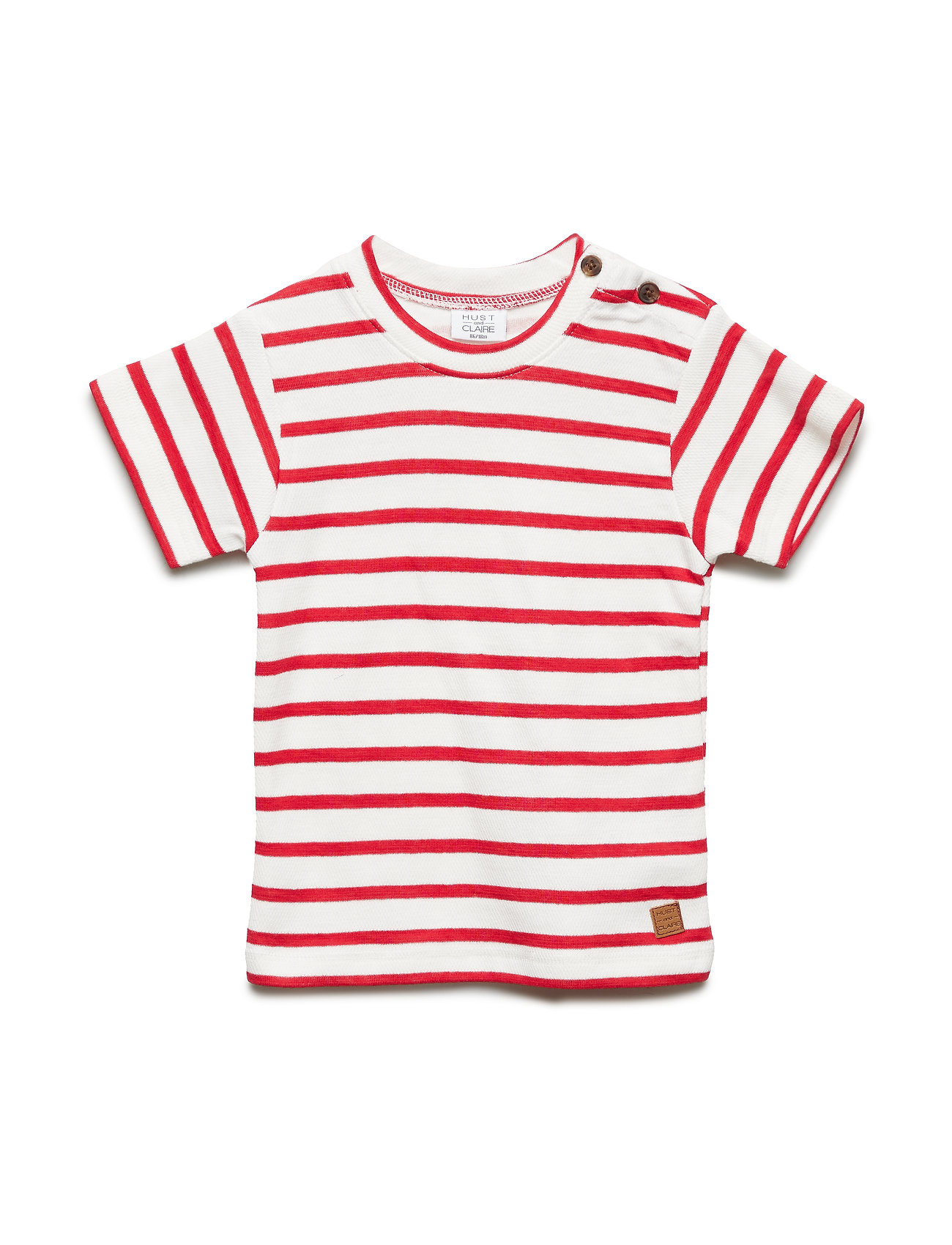 Hust & Claire Andy - T-shirt S/S - RED PATROL