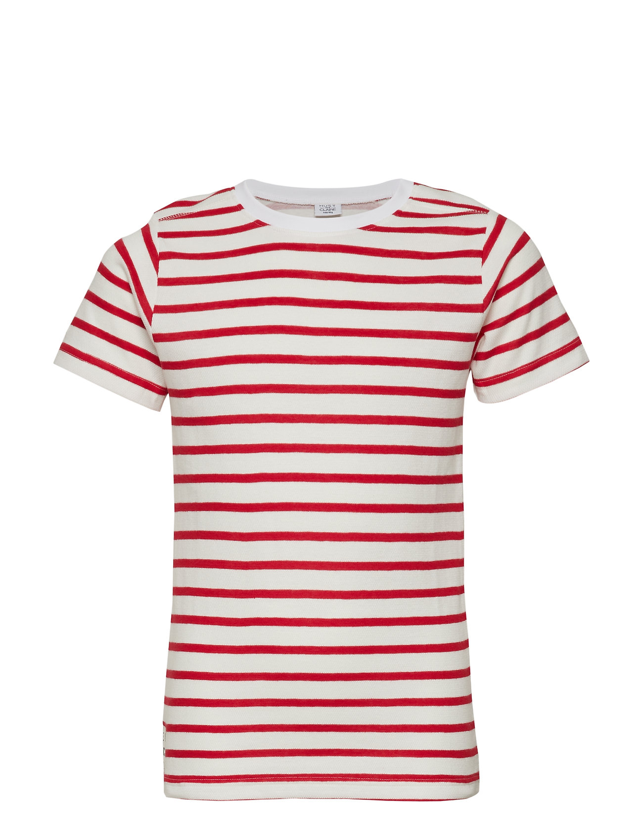 Hust & Claire Alwin - T-shirt S/S - RED PATROL