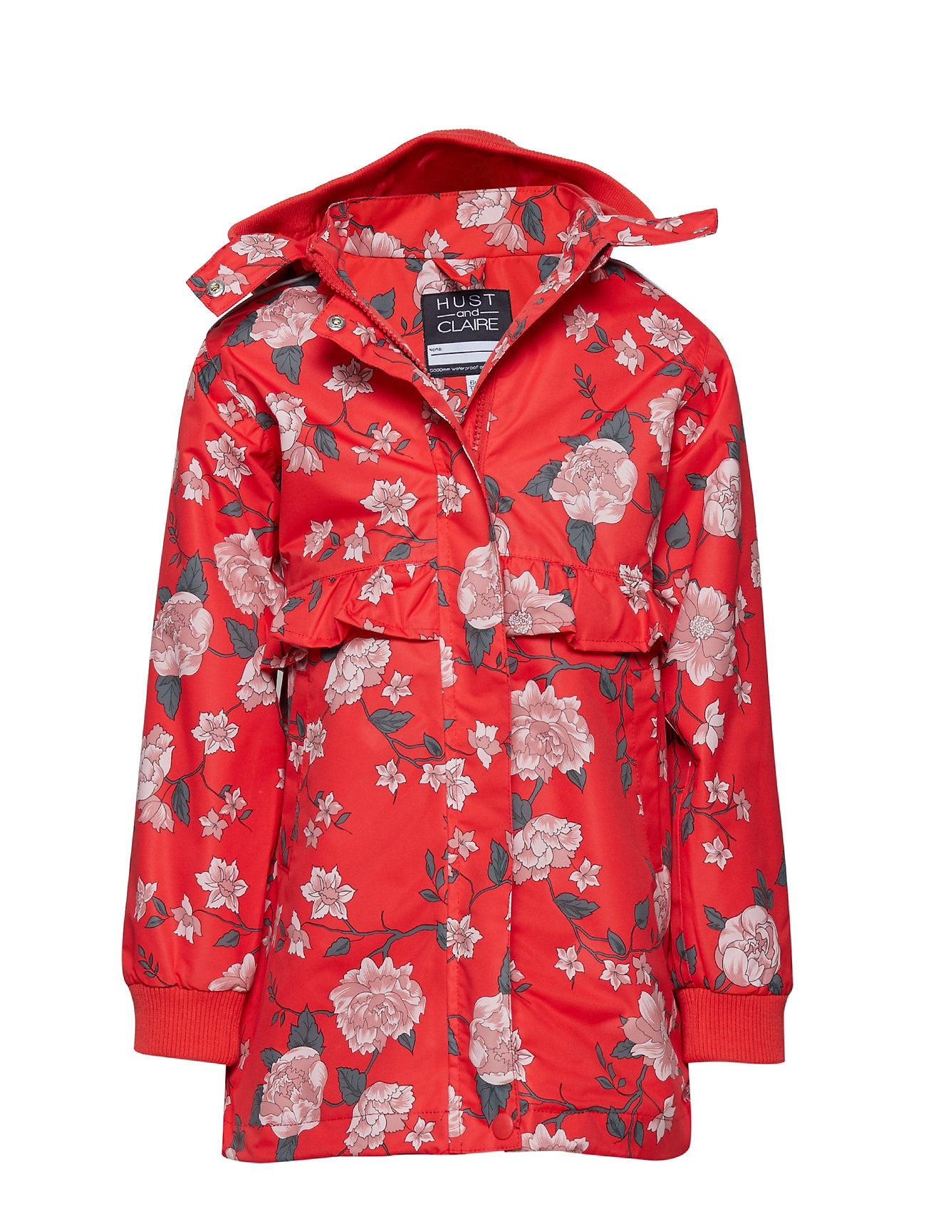 Hust & Claire Oline - Jacket - POPPY RED