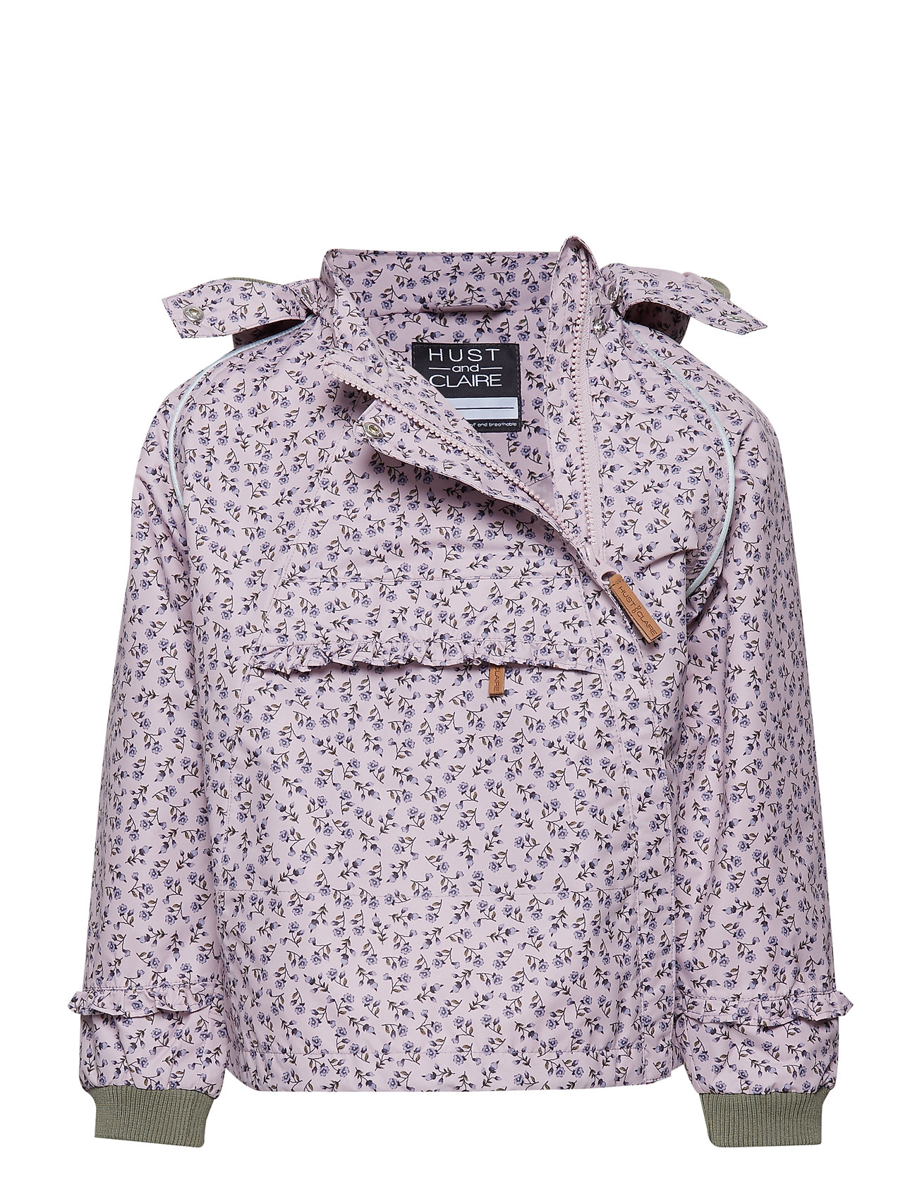 Hust & Claire Obia - Jacket - LILACISH