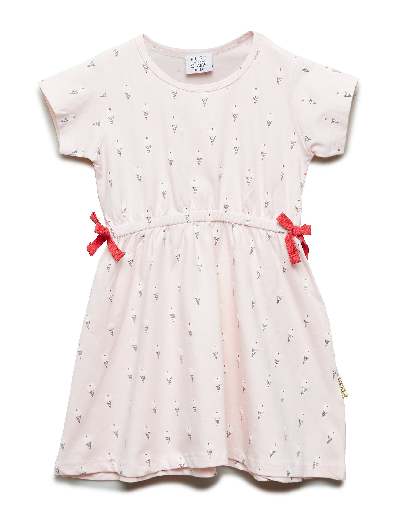 Hust & Claire Davina - Dress - NUDE PINK