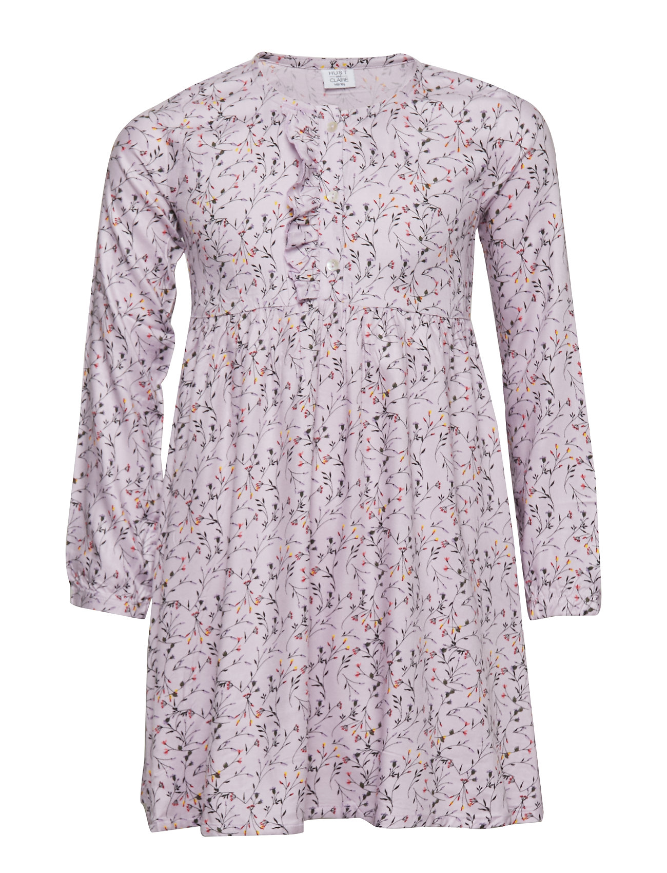 Hust & Claire Debo - Dress - LILAC SNOW