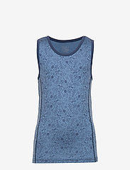 Hust & Claire - Filo - Slipdress - tops - blues - 0