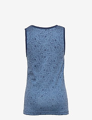 Hust & Claire - Filo - Slipdress - tops - blues - 1