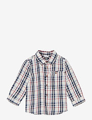 Hust & Claire - Ramon - Shirt - shirts - white bone - 0
