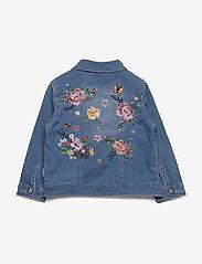 Hust & Claire - Elsa - Indoor Jacket - denimjakker - washed denim - 1