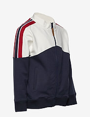 Hust & Claire - Clapton - Cardigan - tracksuits - navy - 2