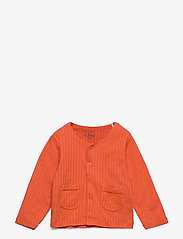 Hust & Claire - Cine - Cardigan - gilets - spicy red - 0