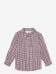 Hust & Claire - Ravn - Shirt - shirts - rio red - 0