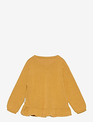 Hust & Claire - Candie - Cardigan - gilets - canary - 1