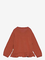 Hust & Claire - Candie - Cardigan - gilets - rusty - 1