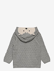 Hust & Claire - Cookie - Cardigan - gilets - light grey melange - 1