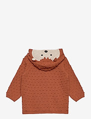Hust & Claire - Cookie - Cardigan - gilets - rusty - 1