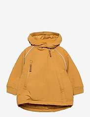 Hust & Claire - Obi - Jacket - puffer & padded - canary - 0