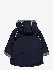 Hust & Claire - Obi - Jacket - dunjakker & forede jakker - navy - 1
