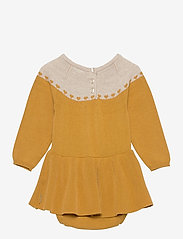Hust & Claire - Marie - Romper - robes - canary - 1