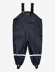 Hust & Claire - Rain Overall Set - ensembles - navy - 2