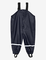 Hust & Claire - Rain Overall Set - ensembles - navy - 3