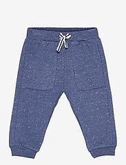 Hust & Claire - Gordon - Jogging Trousers - trousers - galaxy melange - 0
