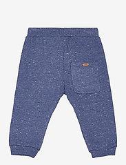 Hust & Claire - Gordon - Jogging Trousers - trousers - galaxy melange - 1