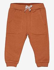 Gordon - Jogging Trousers - LEATHER