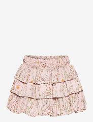 Hust & Claire - Nanny - Skirt - röcke - skin chalk - 0