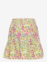Hust & Claire - Nilea - Skirt - röcke - citron - 1