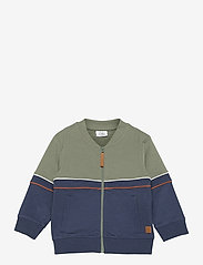 Hust & Claire - Carter - Cardigan - gilets - blue moon - 0