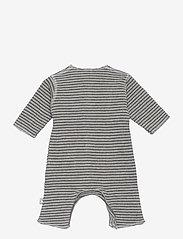 Hust & Claire - Matti - Jumpsuit - kurzärmelig - grey blend - 1