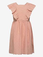 Hust & Claire - Katia - Dress - kleider - desert red - 0