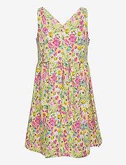 Hust & Claire - Kayla - Dress - kleider - citron - 1