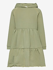Hust & Claire - Dunya - Dress - kleider - oil green - 0