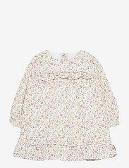 Hust & Claire - Kadine - Dress - jurken - ivory - 0