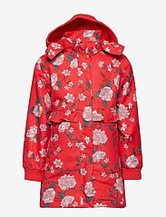 Hust & Claire - Oline - Jacket - parkas - poppy red - 1