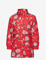 Hust & Claire - Oline - Jacket - parkas - poppy red - 3