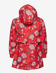 Hust & Claire - Oline - Jacket - parkas - poppy red - 4