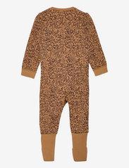 Hust & Claire - Manui - Nightwear - langärmelig - cinnamon - 1