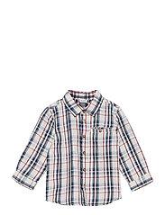 Ramon - Shirt - WHITE BONE