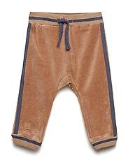 Gerry - Jogging Trousers - COGNAC